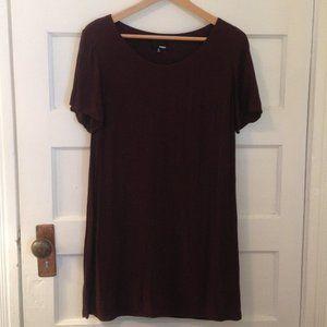 Wilifred Free plum shirt dress - size M